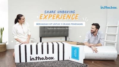 Beli Kasur INTHEBOX dan Dapatkan Smartphone Gratis!
