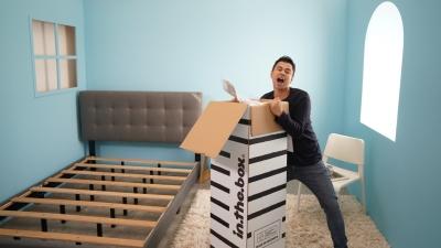 5 Kelebihan Kasur Dalam Box yang Pasti Kamu Suka